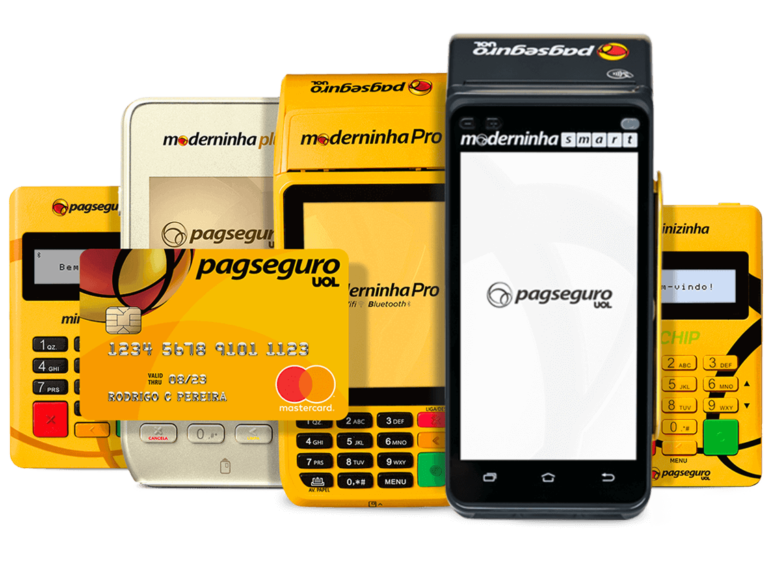 Módulo PagSeguro com API e LightBox